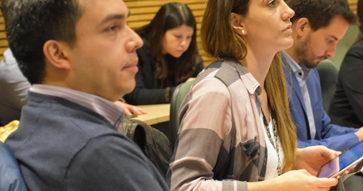 Alumnos MBA UC y Fundación Independízate se unen por los emprendedores