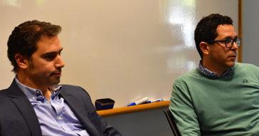 Café con la Industria: Alumnos del MBA UC se reúnen con actores clave de distintos sectores