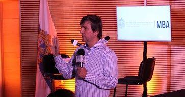 MBA-UC y Radio La Clave realizan ciclo de entrevistas con Rodrigo Jordán