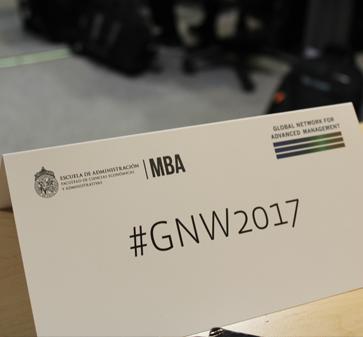 Comenzó una nueva versión del Global Network Week en la UC con 60 alumnos internacionales