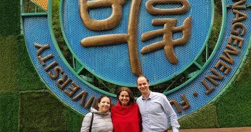 Alumnos MBA UC viven experiencia internacional en la Global Network Week