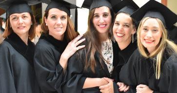 El MBA UC celebra a nueva generación de graduados de su programa