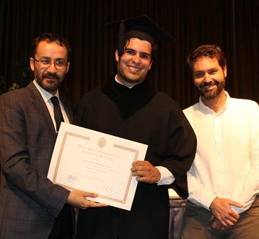 Ceremonia de graduación del Magíster en Innovación, Magíster en Administración de Salud y Magíster en Dirección Estratégica en Recursos Humanos y Comportamiento Organizacional