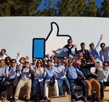 Alumnos del MBA participaron por primera vez de la Gira a Silicon Valley