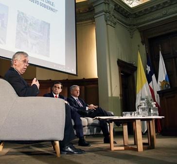 Seminario perspectivas para el desarrollo de Chile: ¿Cuáles son los desafíos del nuevo gobierno?