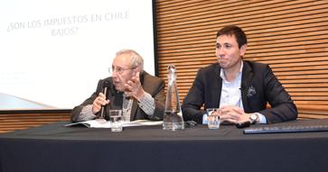 """Hugo Hurtado lanza su libro """"Tributación Internacional"""" en el MBA UC"""