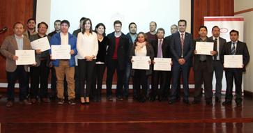 Clausura del Diplomado en Liderazgo Laboral versión Antofagasta