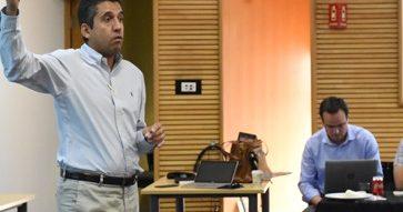 Mentorías Corporativas complementan el desarrollo académico de los estudiantes del MBA UC