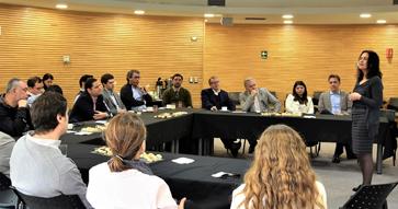 Desayuno MBA UC con Camila Merino: Trabajo en equipo y perseverancia , claves para el liderazgo ejecutivo