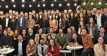 El Encuentro UC, marca un hito entre los alumnos MBA UC y Magíster en Innovación UC