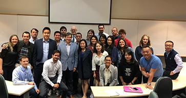 Alumnos internacionales vivieron una experiencia única, durante el Global Network Week
