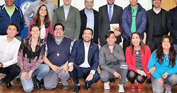 """Sergio Mercado: """"La App Registro Circuito de Calle, una herramienta con alto impacto social"""""""