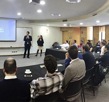Desayuno MBA UC: Colliers International ¿Está caro Chile?