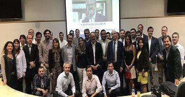 """Desayuno con Bernardo Larraín: """"El rol de la empresa en tiempos de desconfianza"""""""