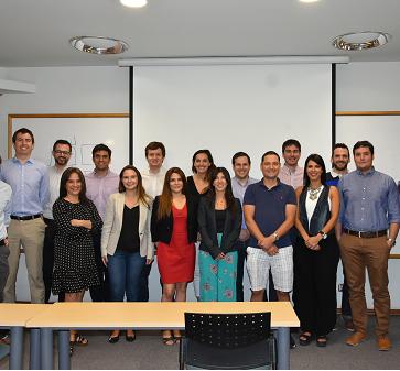 17 alumnos seleccionados del MBA UC viajarán a China en marzo gracias a la beca del Banco de Chile