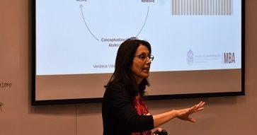 """Verónica Vásquez sobre los mentores de Impulso Chileno: """"Lo que ellos se han preparado les va a servir para todo el proceso"""""""
