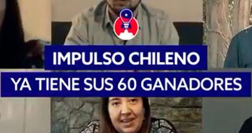 [Impulso Chileno] El match de Impulso Chileno está definido: Los 60 emprendedores finalistas ya tienen a su mentor asignado para el concurso