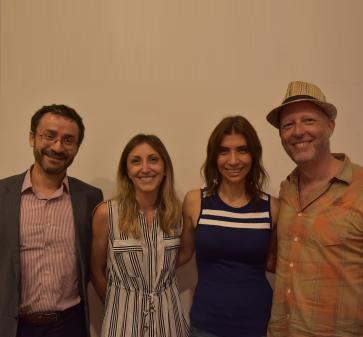 """Desayuno MBA UC con Alejandra Mustakis: """"La educación y el emprendimiento son las dos maneras de generar movilidad social"""""""