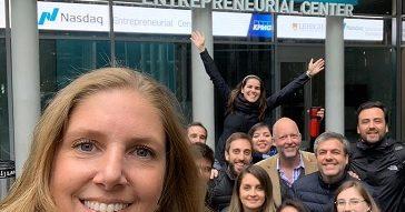 Alumnos del Magíster en Innovación UC visitan Silicon Valley, la capital mundial de innovación y emprendimiento