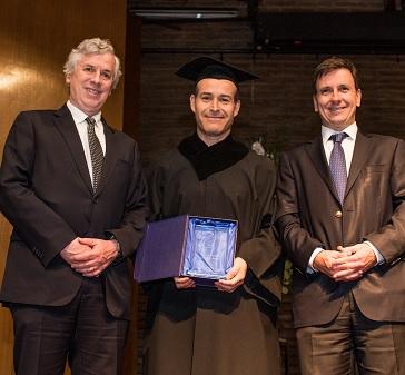 Más de 75 graduados en Magíster en Gestión Estratégica de Personas, Magíster en Administración de Salud y Magíster en Innovación