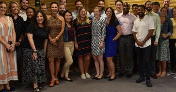 Comenzó la Temporada Académica de Verano 2019 y el MBA UC recibe a 90 alumnos extranjeros