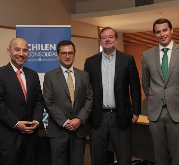 Lanzamiento del diplomado en gestión para equipos de venta de alto desempeño para Chilena Consolidada-Zurich Chile