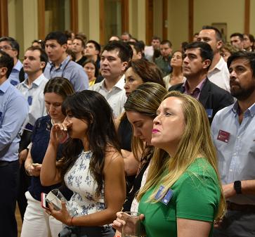 Alumnos del MBA UC comenzaron su trabajo con empresas y emprendimientos en el KICKOFF del Seminario de Graduación primer semestre 2019