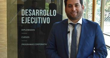 """Sergio Valenzuela: """"Más que pretender controlar el comportamiento de las personas, las empresas deben motivarlas y comprometerlas""""."""