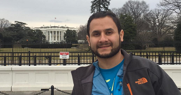 """Eduardo Ganem, alumno MBA UC de intercambio en UNC: """"Me siento dentro del programa, como que no fuese un estudiante de intercambio"""""""