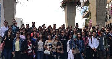 Detección de Oportunidades y Lean Canvas: así fue el primer día de clases y mentorías del MBA UC para Impulso Chileno