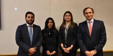 Lanzamiento del Diplomado de Liderazgo Laboral Santiago 2019: Relaciones laborales de excelencia