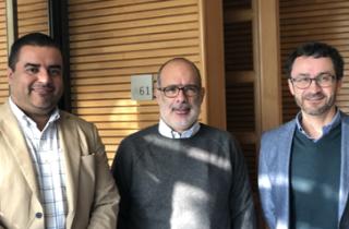 """Rodrigo Valdés en Desayuno MBA UC: """"El rol que tienen los que están en puestos directivos importantes en la empresa privada es central, porque es lo que al final va a producir crecimiento"""""""