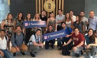 MBA UC y MI en Israel: una gira de emprendimiento, innovación y tecnología