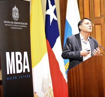 SEMINARIO DE GRADUACIÓN MBA UC: DE LA TEORÍA A LA PRÁCTICA