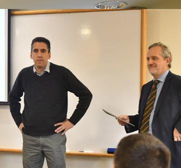 MBA UC y Fundación Copec-UC lanzan programa de mentorías para potenciar el desarrollo científico en Chile