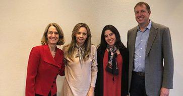 Finaliza con éxito la asesoría de profesionales, estudiantes del MBA de la Universidad de Indiana, a PYMES chilenas