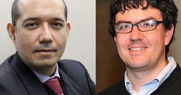 Profesores Bernardo Quiroga y David Buchuk se adjudicaron Fondecyt de Iniciación 2019