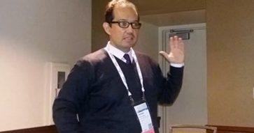 Profesor Bernardo Quiroga organiza sesión en prestigiosa conferencia internacional