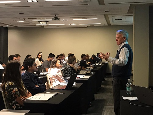 """Pablo Marshall, director curso Big Data y Business Analytics:  """"La importancia del Big Data está en que permite a las organizaciones mejorar sus procesos y experiencia de usuario"""""""