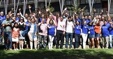 Ganadores de la segunda versión de Impulso Chileno comienzan las clases y mentorías impartidas por la Escuela de Administración UC