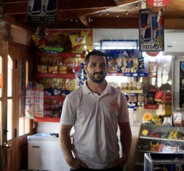 """Marcos Lozano, graduado del Magíster en Innovación y fundador de Localshop: """"Los clientes nos dicen que somos su esperanza"""""""