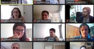 Magíster en Innovación recibe a una nueva generación de alumnos, que por primera vez reúne a estudiantes de Chile y Centroamérica