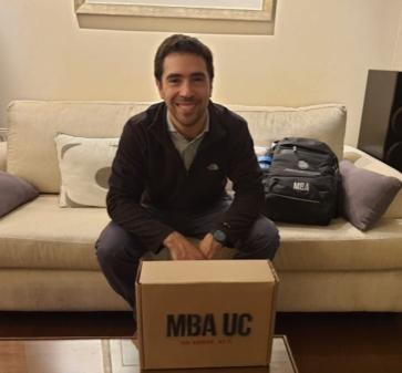 MBA UC recibe a una nueva generación de alumnos en un ingreso 100% a distancia