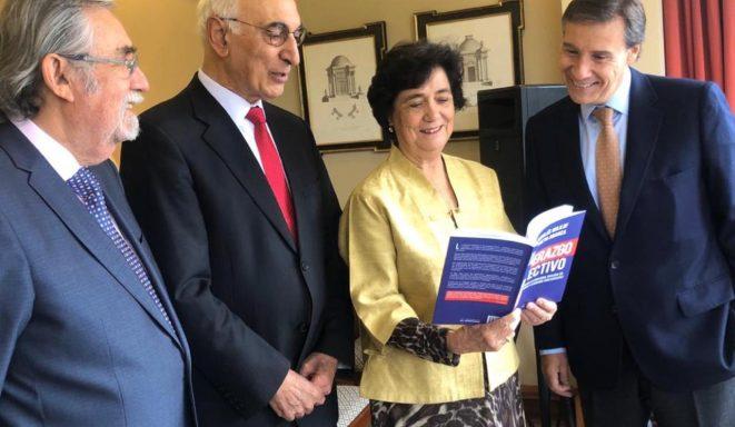 Editorial Routledge publica libro en inglés de nuestra profesora Nureya Abarca con Nicolás Majluf