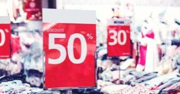 Promociones: ¿Mayores descuentos incentivan a los clientes?