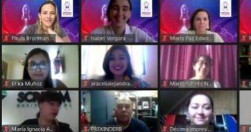 Emprendedores de la tercera versión del concurso Impulso Chileno comienzan programa académico con la Escuela de Administración UC