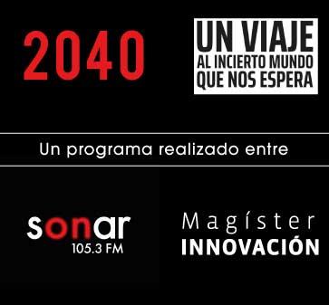 Alianza entre el Magíster en Innovación y Radio Sonar resalta las redes científicas para la innovación dentro de la UC