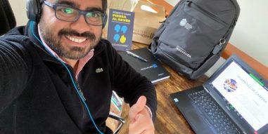 Magíster en Innovación recibe nuevos estudiantes en bienvenida virtual