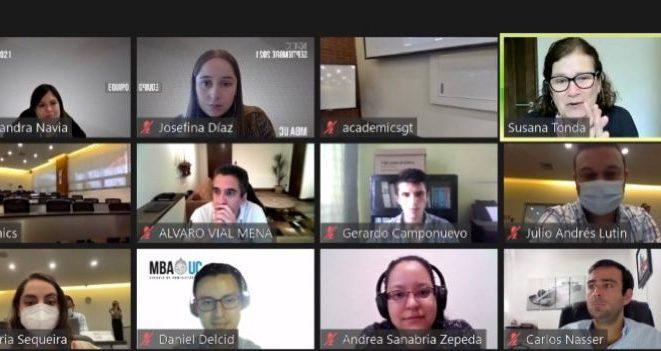 MBA UC en su versión Centroamérica recibió a una nueva generación de alumnos